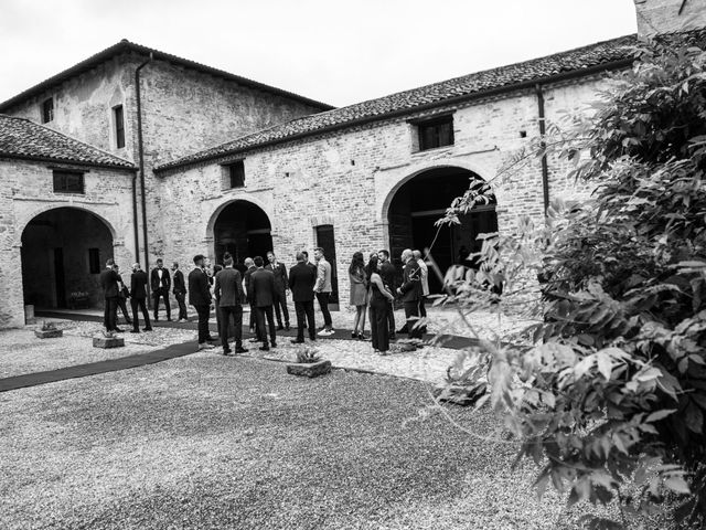 Il matrimonio di Elisa e Daniel a Pagazzano, Bergamo 6