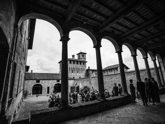 Il matrimonio di Elisa e Daniel a Pagazzano, Bergamo 10