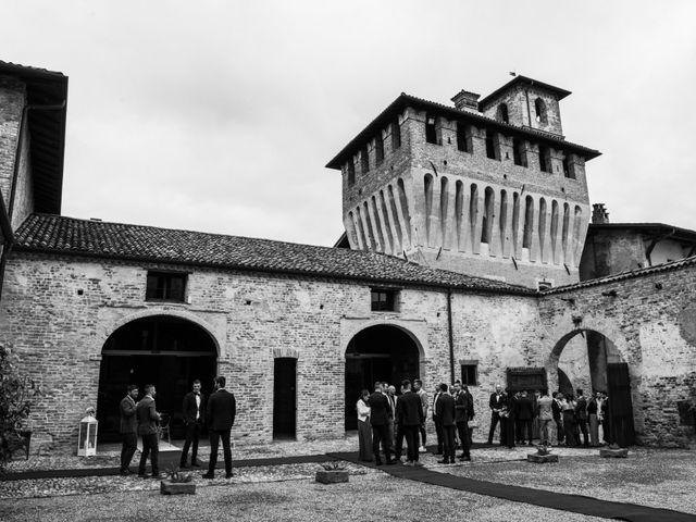 Il matrimonio di Elisa e Daniel a Pagazzano, Bergamo 11