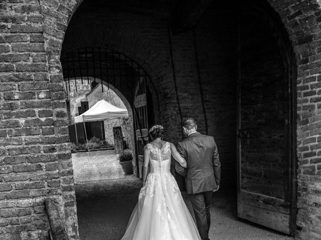 Il matrimonio di Elisa e Daniel a Pagazzano, Bergamo 12