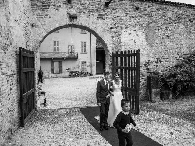 Il matrimonio di Elisa e Daniel a Pagazzano, Bergamo 13