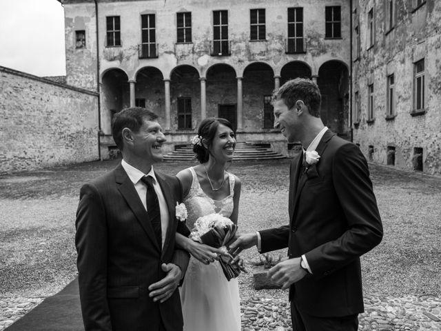 Il matrimonio di Elisa e Daniel a Pagazzano, Bergamo 14