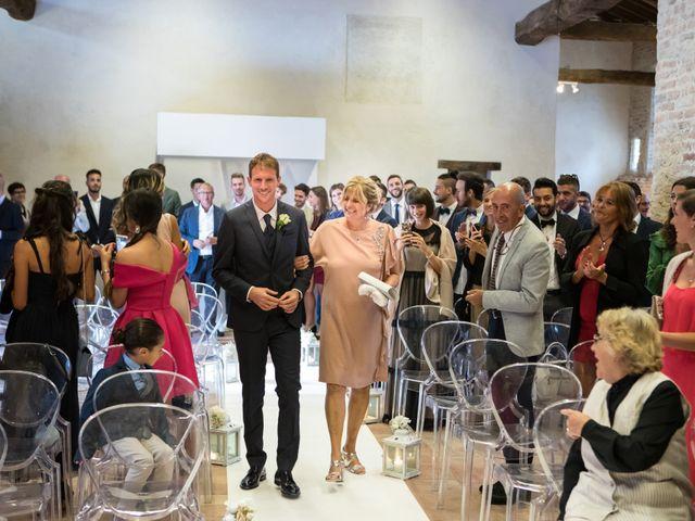 Il matrimonio di Elisa e Daniel a Pagazzano, Bergamo 15