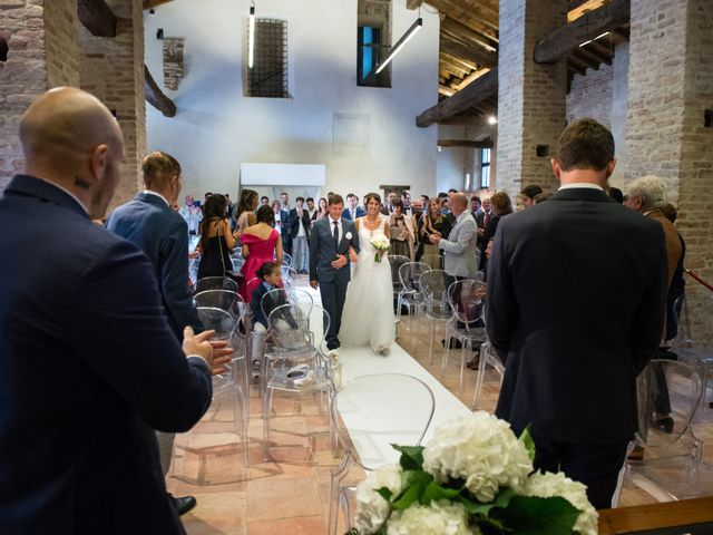 Il matrimonio di Elisa e Daniel a Pagazzano, Bergamo 16