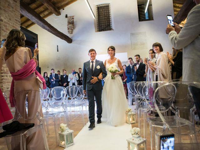 Il matrimonio di Elisa e Daniel a Pagazzano, Bergamo 17