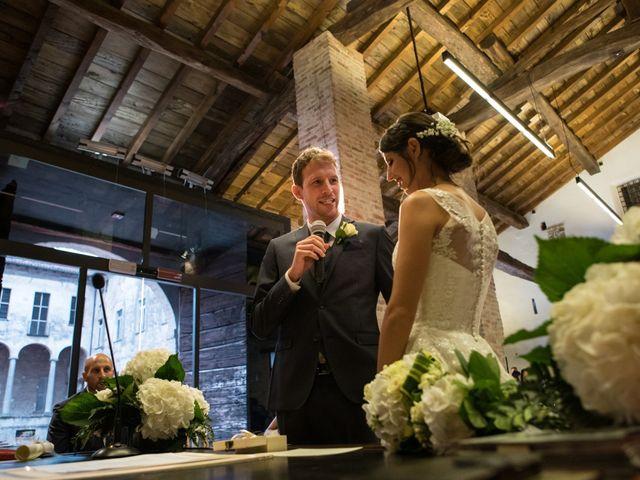 Il matrimonio di Elisa e Daniel a Pagazzano, Bergamo 20