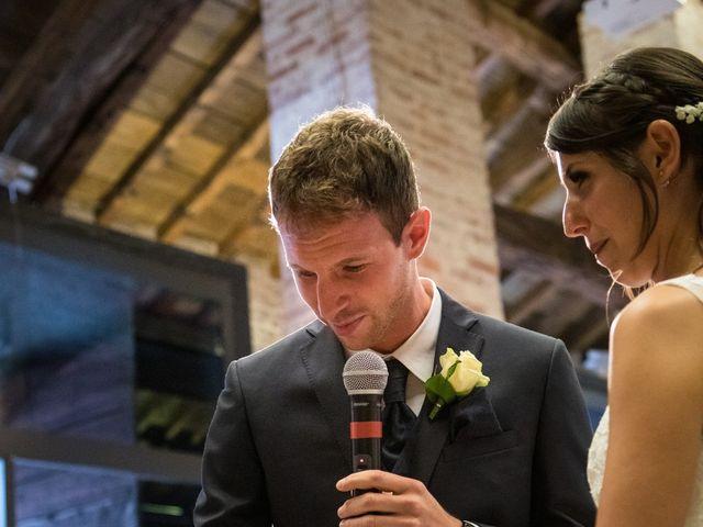 Il matrimonio di Elisa e Daniel a Pagazzano, Bergamo 21