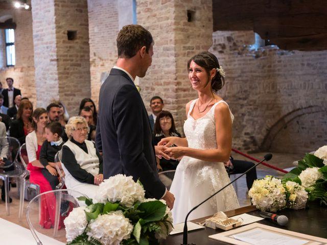 Il matrimonio di Elisa e Daniel a Pagazzano, Bergamo 24