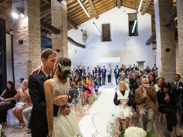 Il matrimonio di Elisa e Daniel a Pagazzano, Bergamo 25