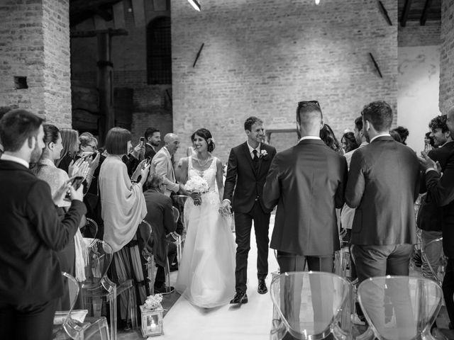 Il matrimonio di Elisa e Daniel a Pagazzano, Bergamo 26