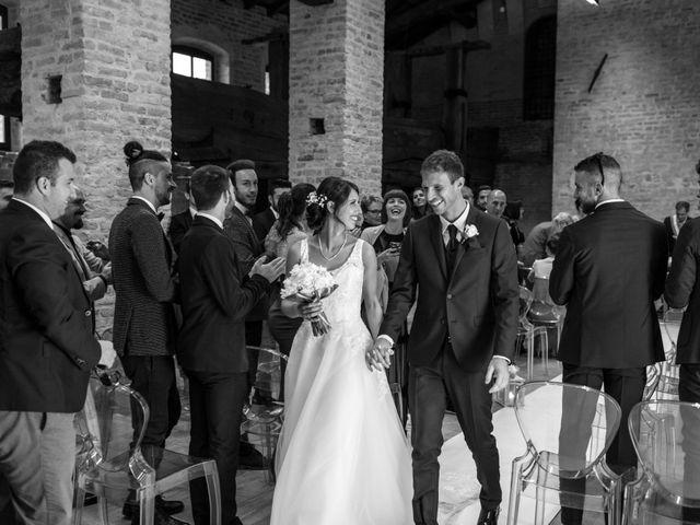 Il matrimonio di Elisa e Daniel a Pagazzano, Bergamo 27