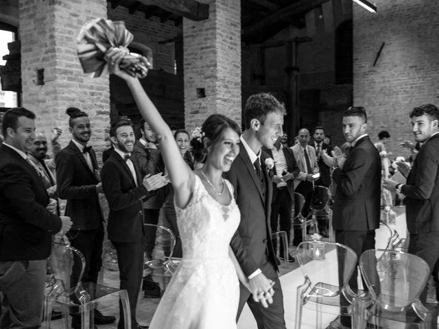 Il matrimonio di Elisa e Daniel a Pagazzano, Bergamo 28