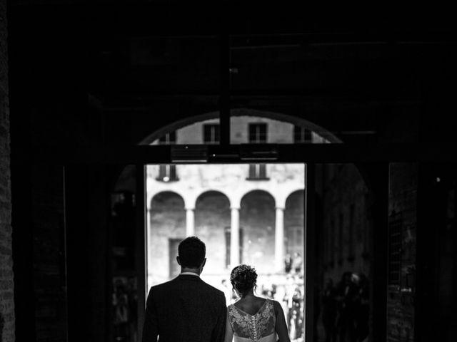Il matrimonio di Elisa e Daniel a Pagazzano, Bergamo 29