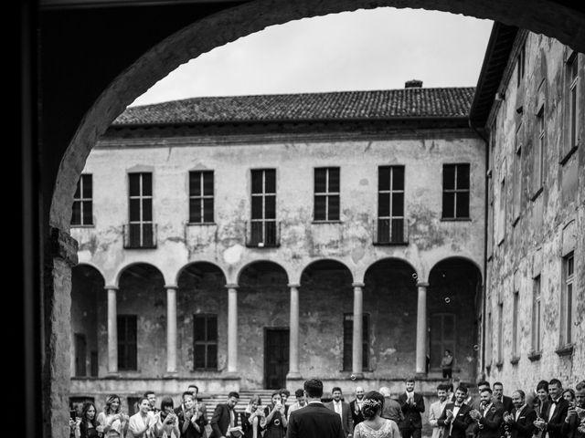 Il matrimonio di Elisa e Daniel a Pagazzano, Bergamo 31