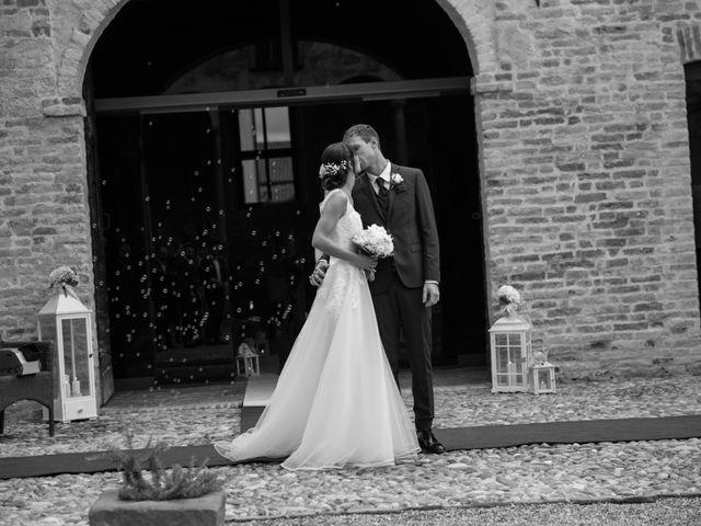 Il matrimonio di Elisa e Daniel a Pagazzano, Bergamo 32