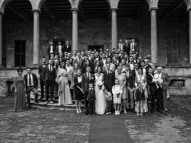 Il matrimonio di Elisa e Daniel a Pagazzano, Bergamo 33
