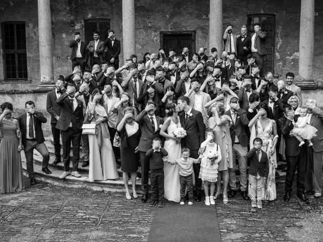 Il matrimonio di Elisa e Daniel a Pagazzano, Bergamo 34