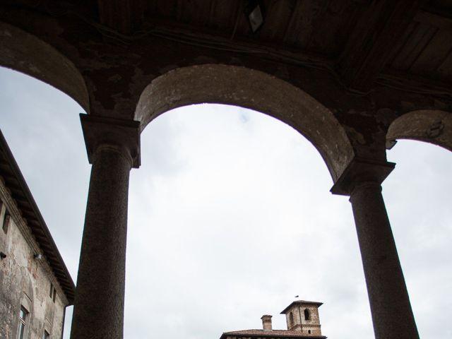 Il matrimonio di Elisa e Daniel a Pagazzano, Bergamo 35
