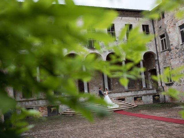 Il matrimonio di Elisa e Daniel a Pagazzano, Bergamo 36