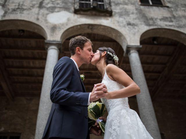 Il matrimonio di Elisa e Daniel a Pagazzano, Bergamo 37