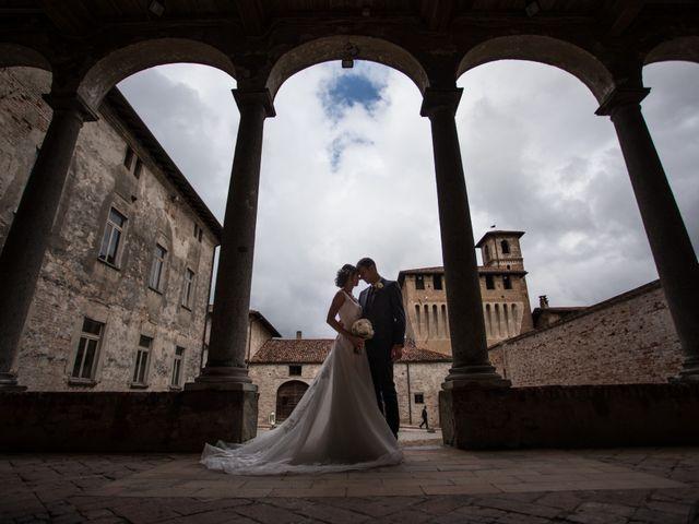 Il matrimonio di Elisa e Daniel a Pagazzano, Bergamo 38