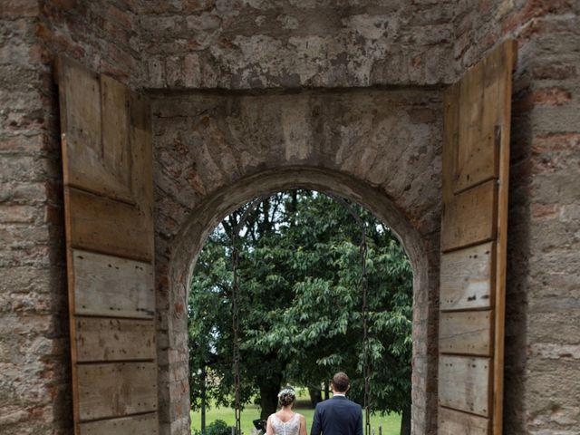 Il matrimonio di Elisa e Daniel a Pagazzano, Bergamo 39