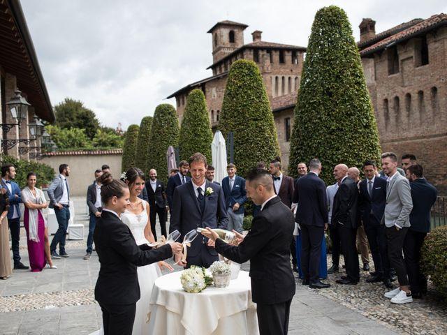 Il matrimonio di Elisa e Daniel a Pagazzano, Bergamo 40