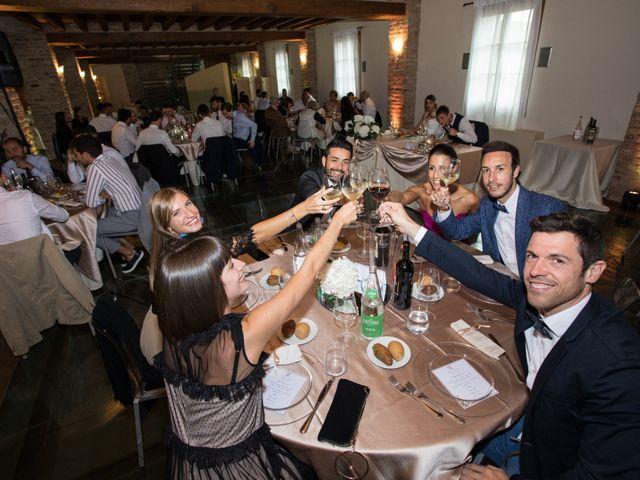 Il matrimonio di Elisa e Daniel a Pagazzano, Bergamo 45