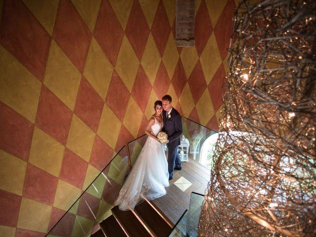 Il matrimonio di Elisa e Daniel a Pagazzano, Bergamo 49
