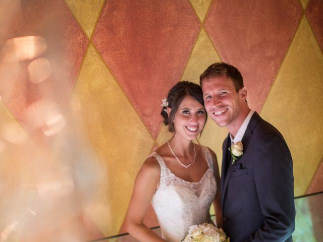 Il matrimonio di Elisa e Daniel a Pagazzano, Bergamo 50