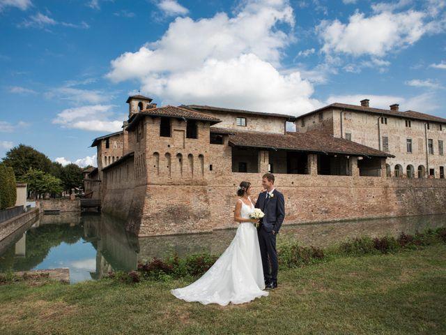 Il matrimonio di Elisa e Daniel a Pagazzano, Bergamo 51