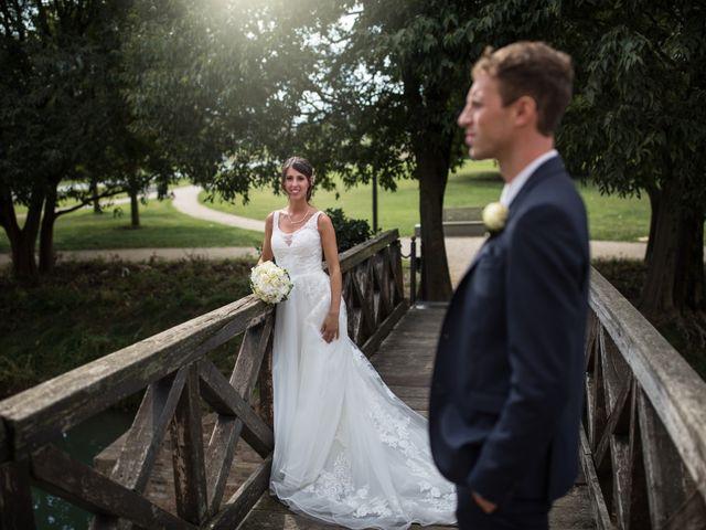 Il matrimonio di Elisa e Daniel a Pagazzano, Bergamo 52