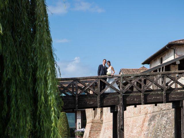 Il matrimonio di Elisa e Daniel a Pagazzano, Bergamo 54