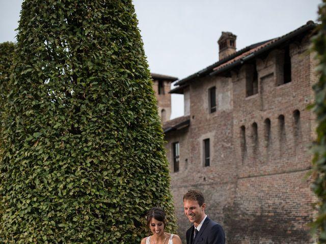 Il matrimonio di Elisa e Daniel a Pagazzano, Bergamo 56