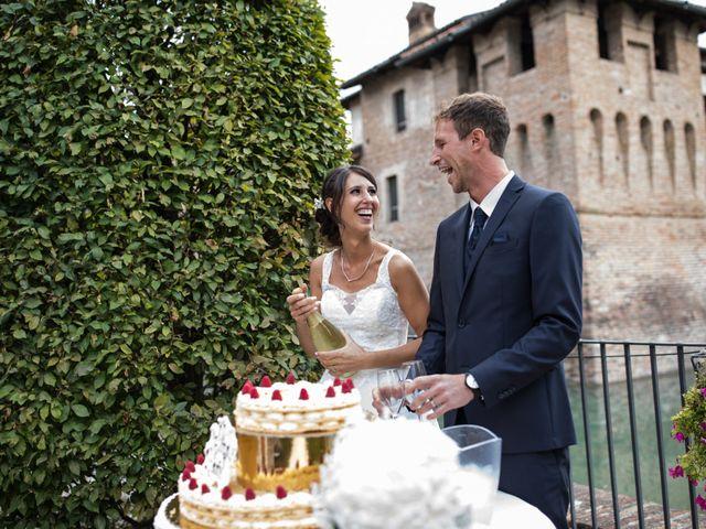 Il matrimonio di Elisa e Daniel a Pagazzano, Bergamo 57
