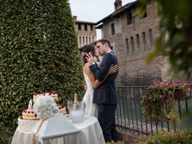 Il matrimonio di Elisa e Daniel a Pagazzano, Bergamo 58
