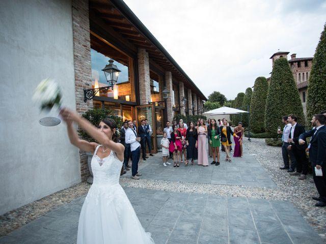 Il matrimonio di Elisa e Daniel a Pagazzano, Bergamo 59