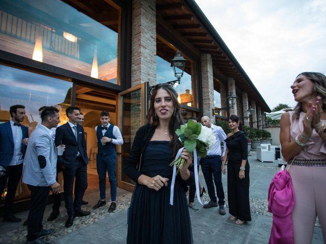 Il matrimonio di Elisa e Daniel a Pagazzano, Bergamo 60