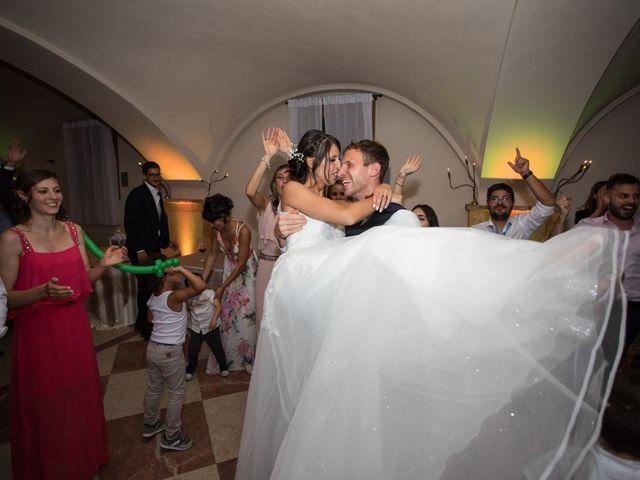 Il matrimonio di Elisa e Daniel a Pagazzano, Bergamo 63