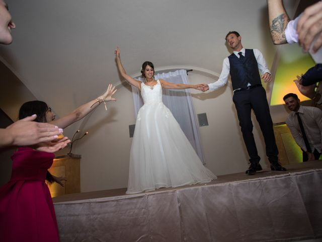 Il matrimonio di Elisa e Daniel a Pagazzano, Bergamo 65