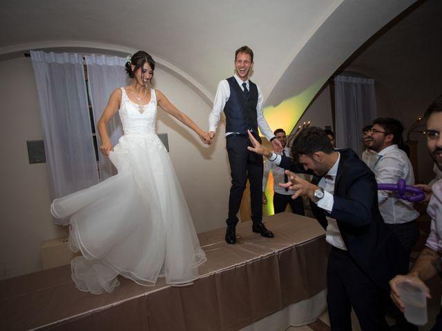 Il matrimonio di Elisa e Daniel a Pagazzano, Bergamo 66