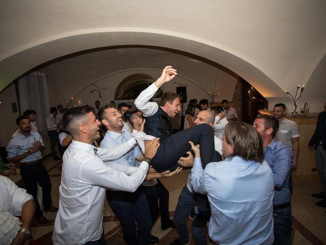 Il matrimonio di Elisa e Daniel a Pagazzano, Bergamo 67