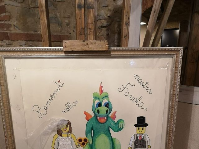 Il matrimonio di Dario e Giulia  a Calenzano, Firenze 6