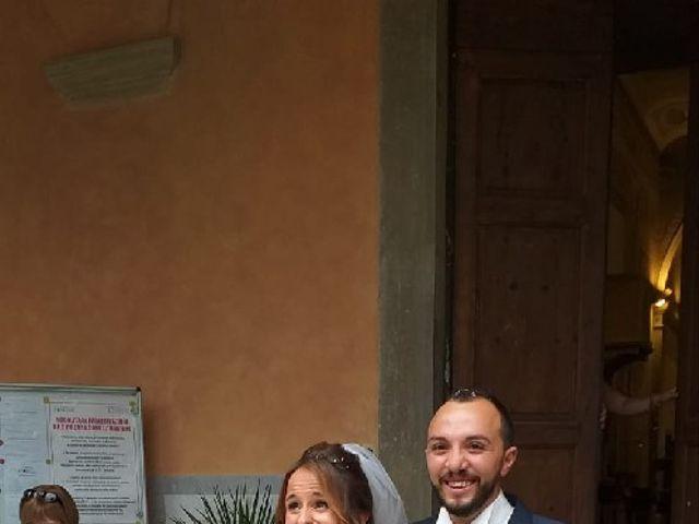 Il matrimonio di Dario e Giulia  a Calenzano, Firenze 16
