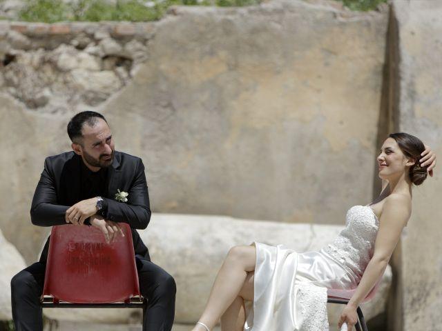 Le nozze di Francesco e Marisa