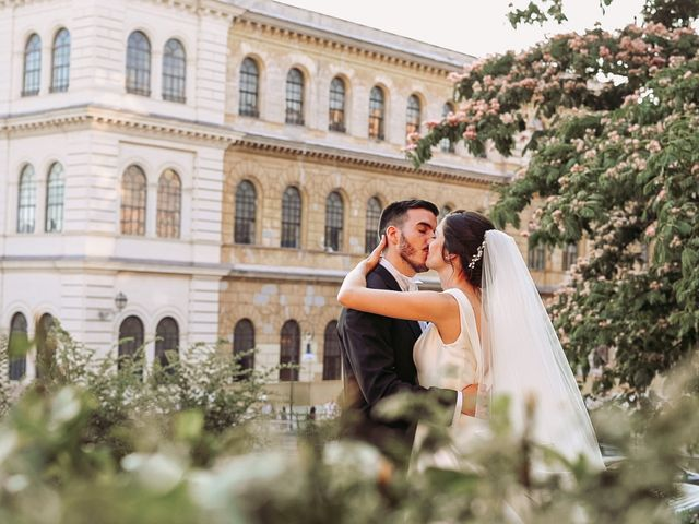 Il matrimonio di Gabriele e Elena a Roma, Roma 22