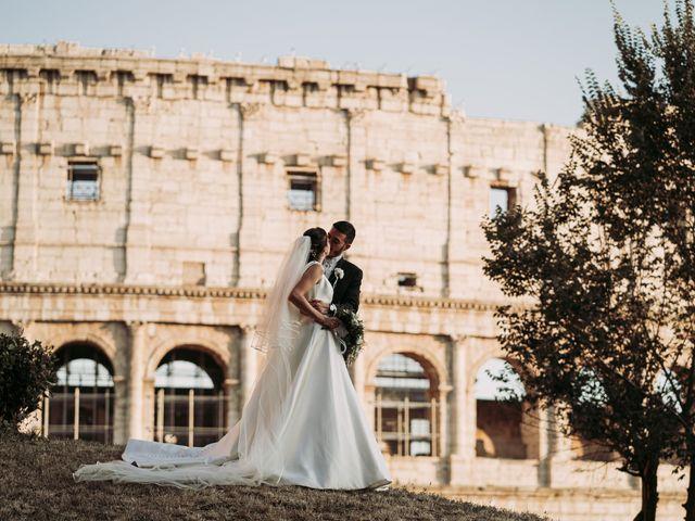 Il matrimonio di Gabriele e Elena a Roma, Roma 1