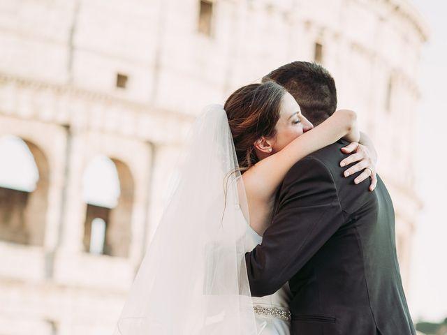 Il matrimonio di Gabriele e Elena a Roma, Roma 24