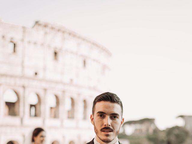 Il matrimonio di Gabriele e Elena a Roma, Roma 25