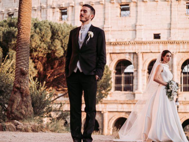 Il matrimonio di Gabriele e Elena a Roma, Roma 26